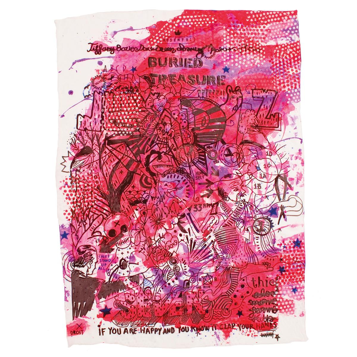 ANTON UNAI BURIED TREASURE (2008)