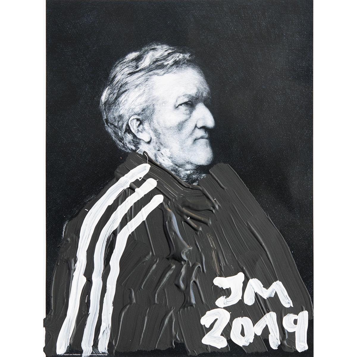 JONATHAN MEESE_ ÜBER-RICHARDDADDY JACKE DE LARGE (2019)